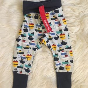 Zutano pants 6 Months NWT
